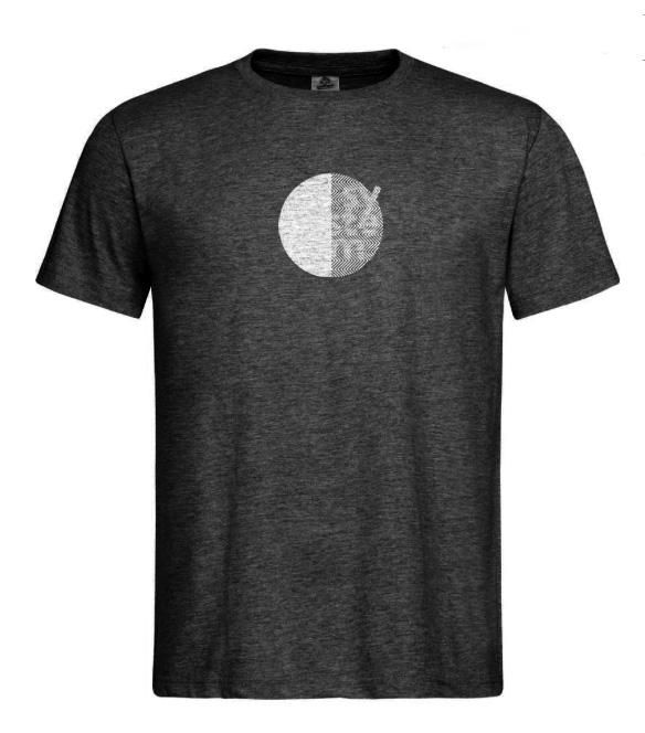 Coma System Band Shirt black in 4 sizes
